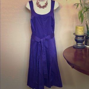 NWT Calvin Klein Purple Dress Size 20 W